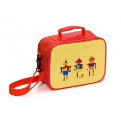 Iris - Snack Rico Mini Lunch Box, robot