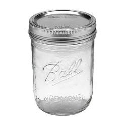 Ball Mason 475 ml (16 oz) - Wide