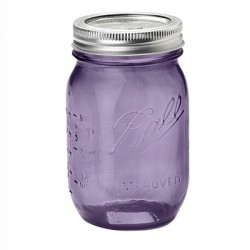 Ball Mason 475 ml Purple (16 oz) - Regular
