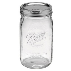 Ball Mason 950 ml (32 oz) - Wide