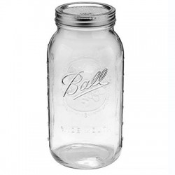 Ball Mason 1900 ml (64 oz) - Wide